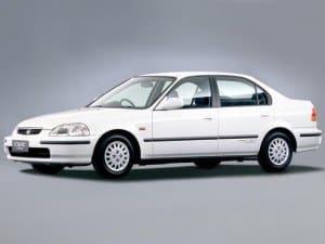 Honda Civic Sedan 1995-2000 - Honda Civic Ferio