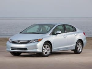 Honda Civic Sedan 2011-2016