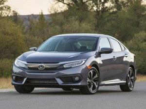 Honda Civic Sedan depuis 2015