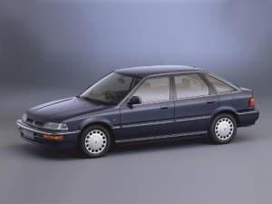 Honda Concerto Liftback 1988-1995