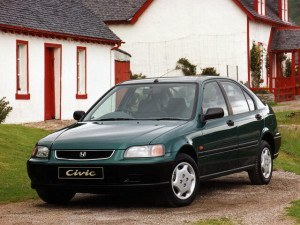 Honda Civic Liftback 1994-2000