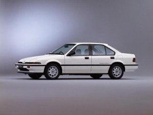 Honda Quint Integra 1986-1989