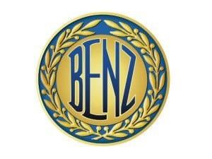 logo Benz 1909