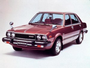 Honda Accord 1976-1981