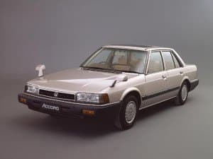 Honda Accord 1981-1985 - Honda Vigor