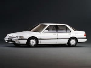 Honda Accord 1985-1989 - Honda Vigor