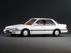 Honda Accord 1985-1989 - Honda Vigor