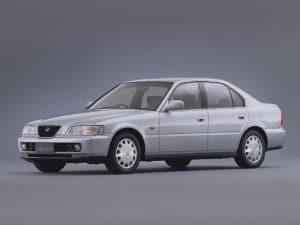 Honda Ascot 1993-1997 - Honda Rafaga