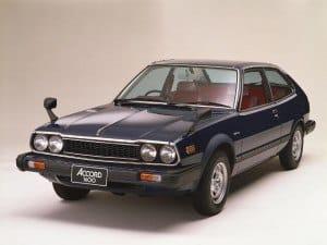 Honda Accord Liftback 1976-1981