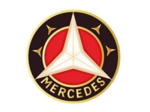 logo Mercedes 1916