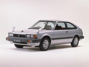 Honda Accord Liftback 1981-1985