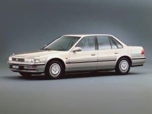 Honda Ascot 1989-1993