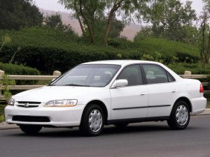 Honda Accord 1997-2002