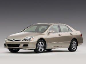 Honda Accord 2002-2007 - Honda Inspire