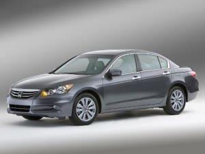 Honda Accord 2007-2012 - Honda Inspire