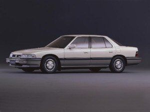 Honda Legend 1985-1990