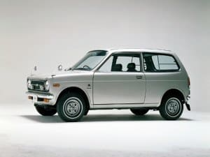 Honda Life Van 1971-1974