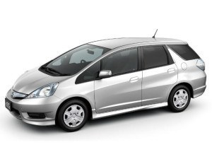Honda Fit Shuttle 2011-2015