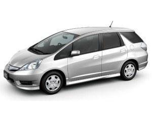 Honda Fit Shuttle 2011-2015