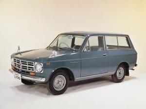 Honda L-series 1965-1968 - L700 L800