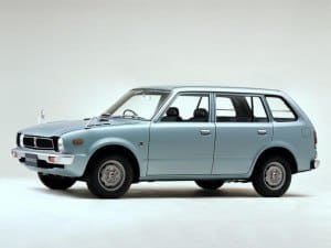 Honda Civic Wagon 1974-1979