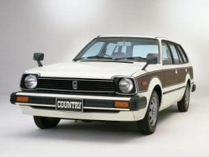 Honda Civic Wagon 1979-1983