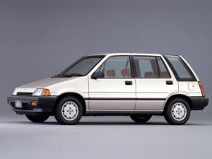 Honda Civic Shuttle 1983-1987