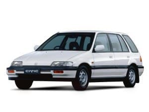 Honda Civic Shuttle 1987-1997