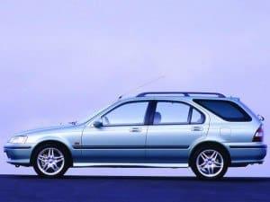 Honda Civic Aerodeck 1998-2001