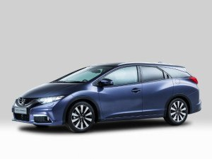 Honda Civic Tourer 2013-2016