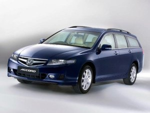 Honda Accord Tourer 2002-2008