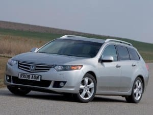 Honda Accord Euro Tourer 2008-2015