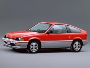Honda Civic CRX 1983-1987