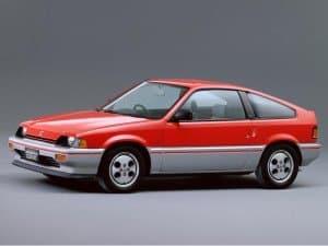 Honda Civic CRX 1983-1987