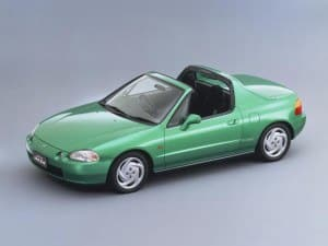 Honda Civic CRX 1992-1998 - Civic del Sol
