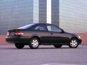 Honda Civic Coupe 1996-2000