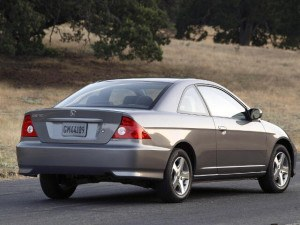Honda Civic Coupe 2001-2006
