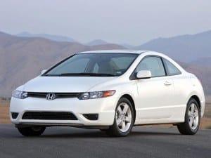 Honda Civic Coupe 2006-2011