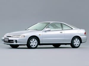 Honda Integra Coupe 1993-2001