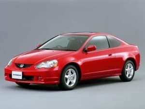 Honda Integra Coupe 2001-2006