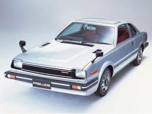 Honda Prelude 1978-1982