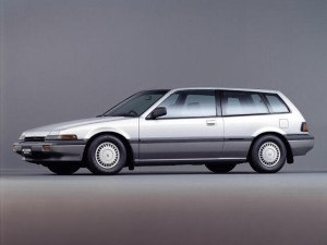 Honda Accord Aerodeck 1985-1989