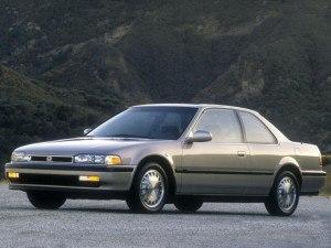 Honda Accord Coupe 1990-1993