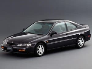 Honda Accord Coupe 1994-1997