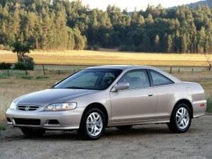 Honda Accord Coupe 1998-2002