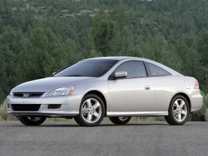 Honda Accord Coupe 2002-2007