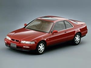 Honda Legend Coupe 1991-1996