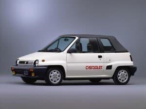 Honda City Cabriolet 1984-1986