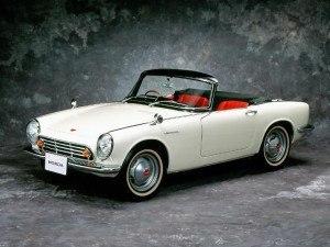 Honda S-series 1963-1970 - S500 S600 S800