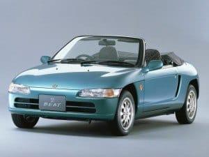 Honda Beat 1991-1995